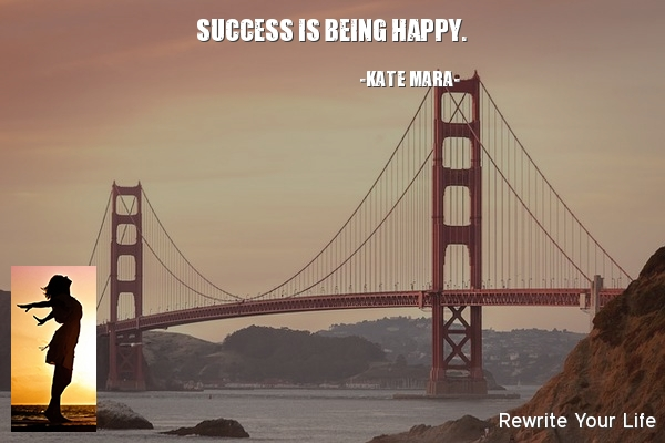Happiness is Success